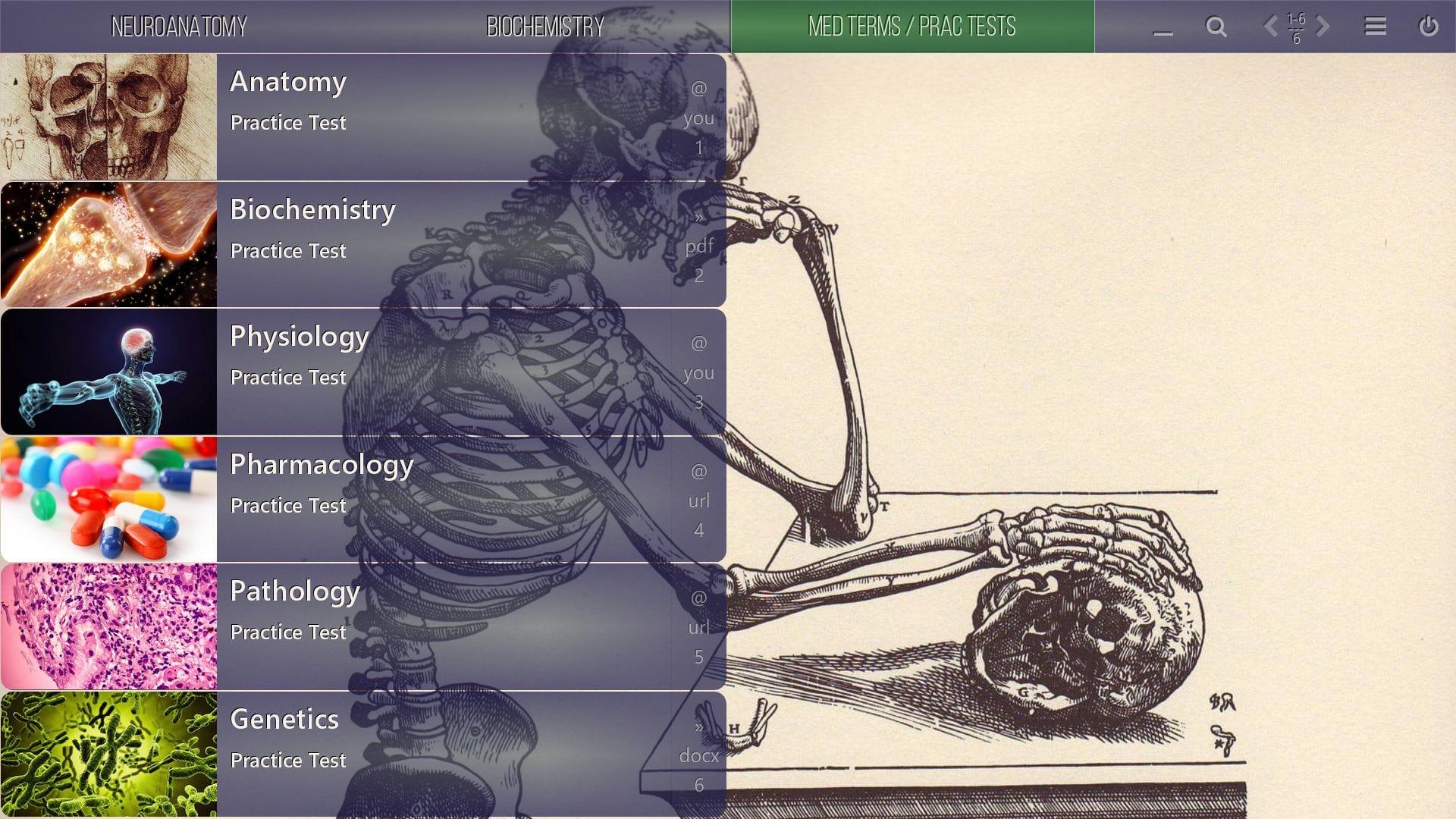 mediaboard video poster medical terms 3 ENGLISH HTLM5 - Mediaboard - Home EN