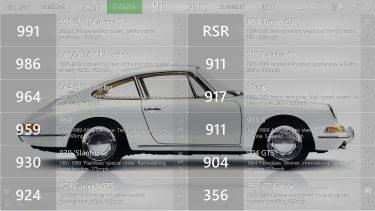 Mediaboard Content Package - About Porsche Classics