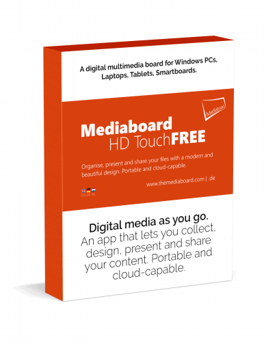 Mediabaord - Download Free and Pro Version  Design and Share