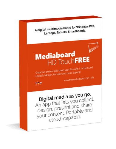 mediaboard free red box EN transparent background 389x500 - Mediaboard - Expand Possibilities