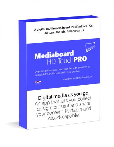 mediaboard pro blue box EN 389x500 - Mediaboard - Home EN